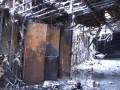 Последствия пожара в ТЦ Кемерово показали на видео