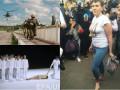 День в фото: Возвращение Савченко,