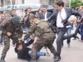 Советник премьера Турции избил демонстранта