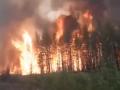 Сибирь по-прежнему горит
