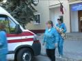 В Запорожской области милиционеры спасли младенца из неблагополучной семьи