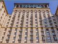 Отель в центре Киева эвакуировали из-за сообщения о взрывчатке