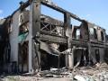 Террористы обстреляли дома в Бердянском из тяжелого вооружения