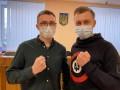 В Одессе суд отпустил активиста Стерненко на поруки