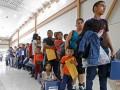 Число прибывших мигрантов в ЕС сократилось до минимума за пять лет