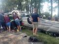 В Тернопольской области произошло масштабное ДТП, есть жертвы