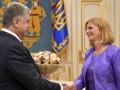 Порошенко благодарен Словении за поддержку