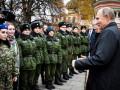 Путин изменил устав - ответ на благодарность военных