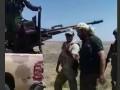 В Сирии на видео попал момент гибели генерала