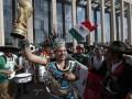 Землетрясение в Мексике могли вызвать футбольные болельщики - сейсмологи