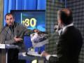 На дебатах Ляшко показали кандидата от его партии на Ferrari (видео)