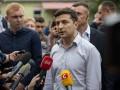 Зеленский заявил, что готов одолжить Кучме свой паспорт для поездок в Минск