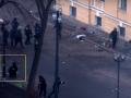 Расстрел Майдана: появилось новое видео стрельбы беркутовца