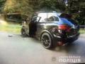 В Ужгороде 21-летняя девушка на Porsche Cayenne спровоцировала жуткое ДТП