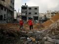 В результате израильских атак по сектору Газа погибли 166 человек