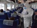 Украина пока не будет восстанавливать пассажирское сообщение с РФ