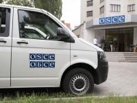 Наблюдатели попали под обстрел на участке разведения в зоне АТО