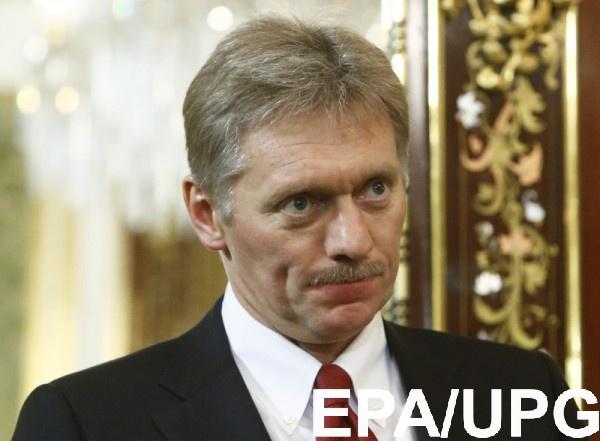 Песков отреагировал на решение Кабмина