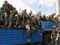 Боевики используют перемирие для передислокации людей и техники