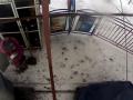 В Омске ребенок ограбил кассу аттракционнов с помощью лопаты