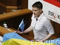 Савченко: Боевики воюют против власти Порошенко, как мы против Януковича