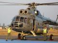 В Индии потерпел крушение вертолет, есть жертвы