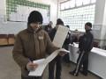Украинцы до конца суток еще могут сменить место голосования
