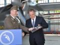 Украинский авиазавод прошел сертификацию в НАТО