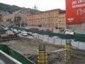На Почтовой площади в Киеве вводятся новые ограничения в движении транспорта