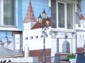 Житель Львова сделал копию города во дворе многоэтажки