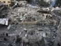 ХАМАС прекратил обстрел израильских территорий. Израиль нанес второй удар по медиа-центру в Газе