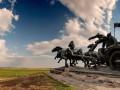 Институт Нацпамяти хочет снести памятник тачанке в Каховке: Мэр против