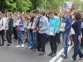 В Полтаве школьников сгоняют на акцию Бессмертный полк