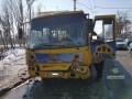 В Луцке в ДТП разбились две маршрутки: 11 пострадавших