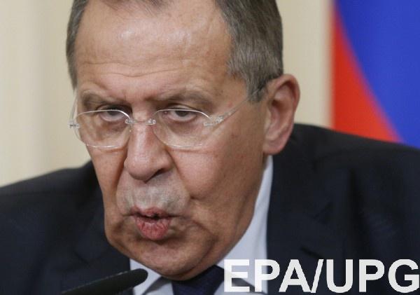 Лавров считает, что отдать Крым Украине было бы преступлением