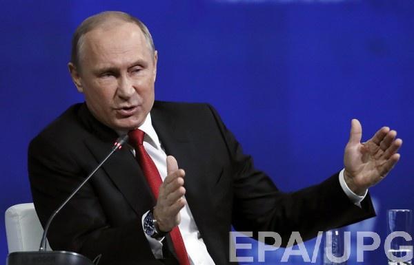 В то же время Путин не теряет надежды на дипломатию