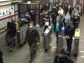 В Киеве в метро увеличили число станций, закрываемых на вход в час пик