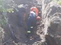 В Борисполе рабочих засыпало землей, есть жертвы