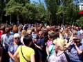 Для чего вы нас захватили: работники Керченского завода вышли на простест