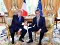 Трамп и Макрон обсудили КНДР, Сирию и Иран