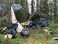 На Аляске столкнулись два самолета: семь погибших