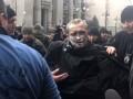 Самоподжог под зданием ОП: У Зеленского рассказали о состоянии пострадавшего