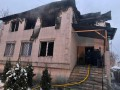 Названа предварительная причина пожара в доме престарелых в Харькове