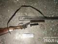 В Мелитополе мужчина открыл стрельбу с балкона