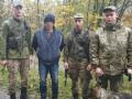 Гражданин США нелегально пришёл в Украину через Карпаты