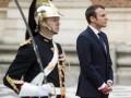 Макрон встретился с Путиным в Версале, ушли разговаривать