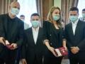 Зеленский вручил награды Потапу, Кароль, Билык