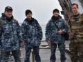 ВМС обследовали дно возле порта Южный при помощи роботов