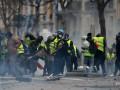 Желтые жилеты готовят новые протесты во Франции