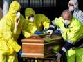 Смертность от COVID-19 в Италии не падает: 837 жертв за сутки